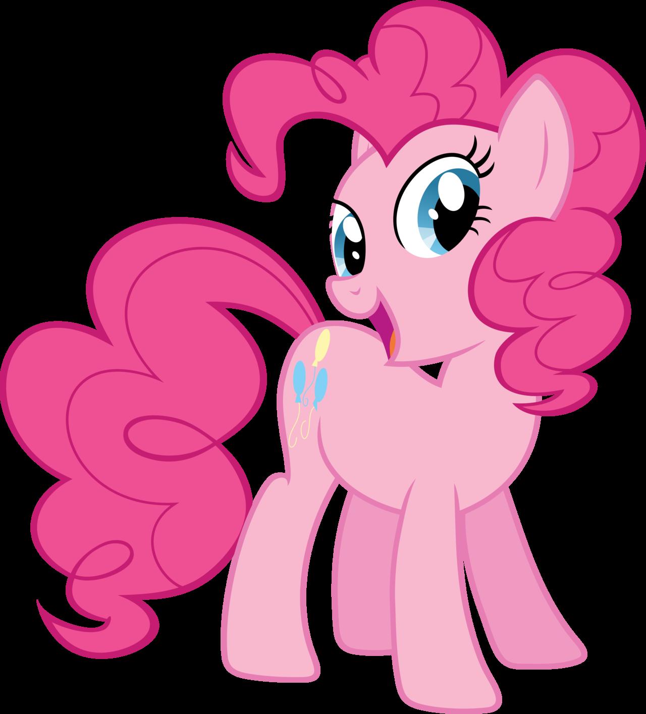 Pinkie Pie Smiling By Hawk9mm D5086ef Png Kuda Poni Kuda