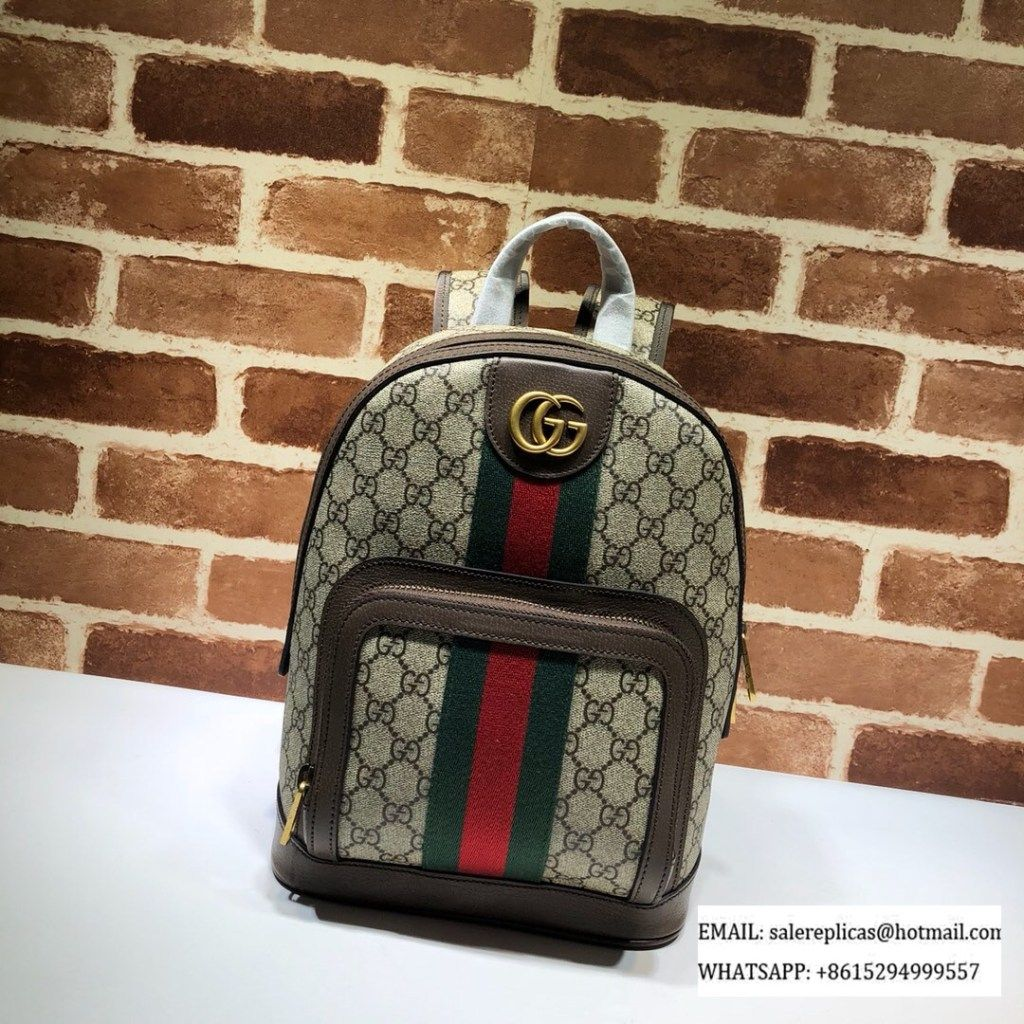 51836184c8c6 Gucci Ophidia GG small backpack 547965 | Replica Gucci Leather Goods ...