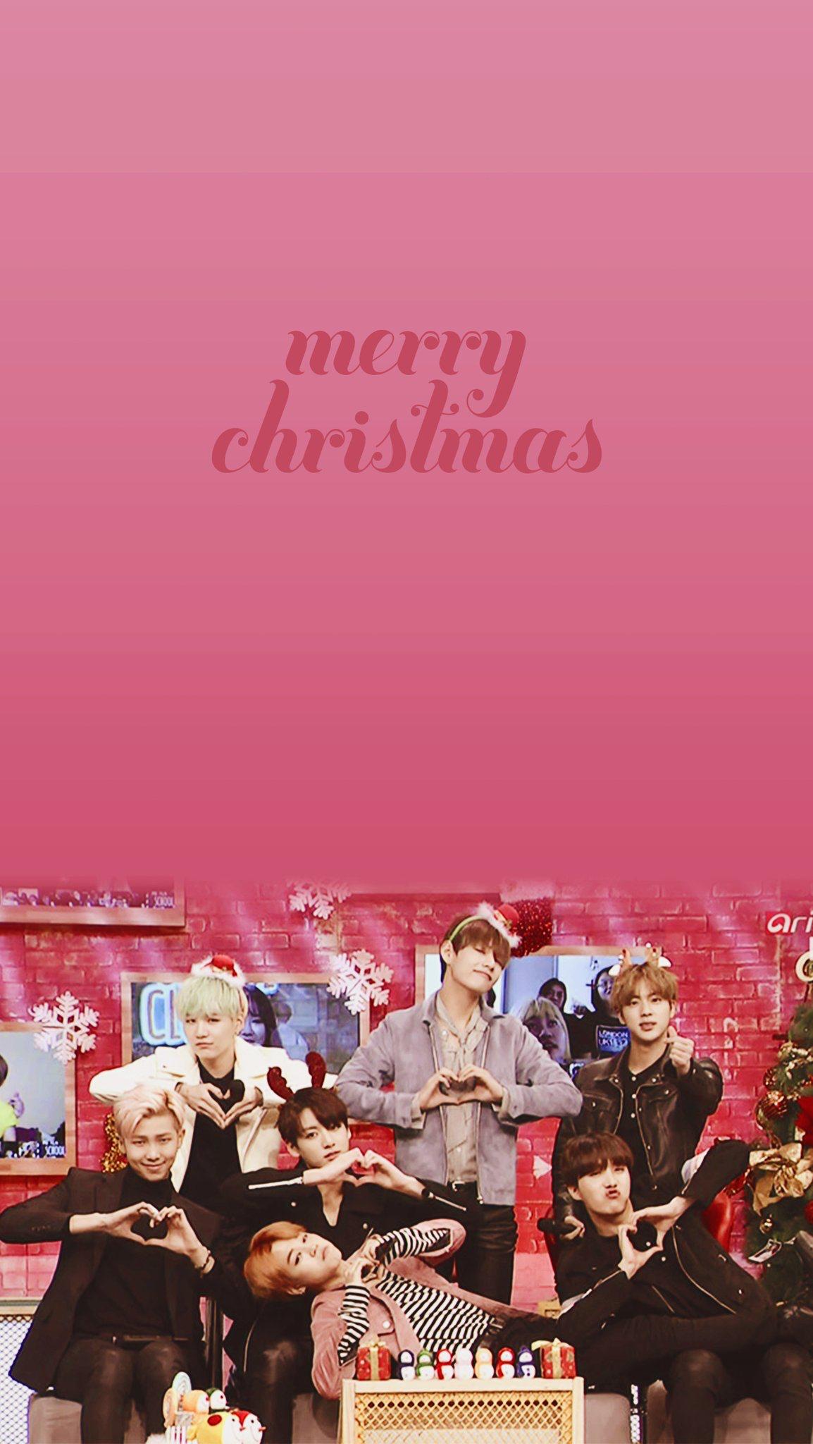Bts Wallpaper Kpop Wallpapers Bts Wallpaper Bts Bts Christmas