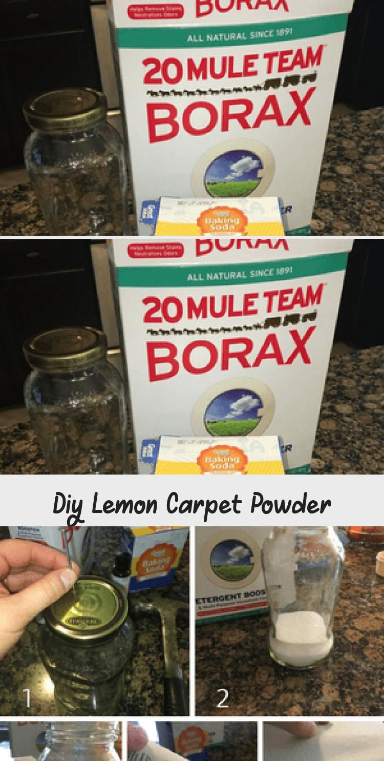 Diy Lemon Carpet Powder Does Your Carpet Need A Little Freshening Up This Lemon Scented Carpet P In 2020 Carpet Powder How To Clean Carpet Carpet Cleaning Pet Stains