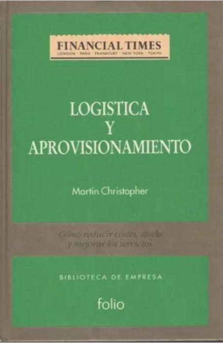 Libro solicitado por la carrera de LOG