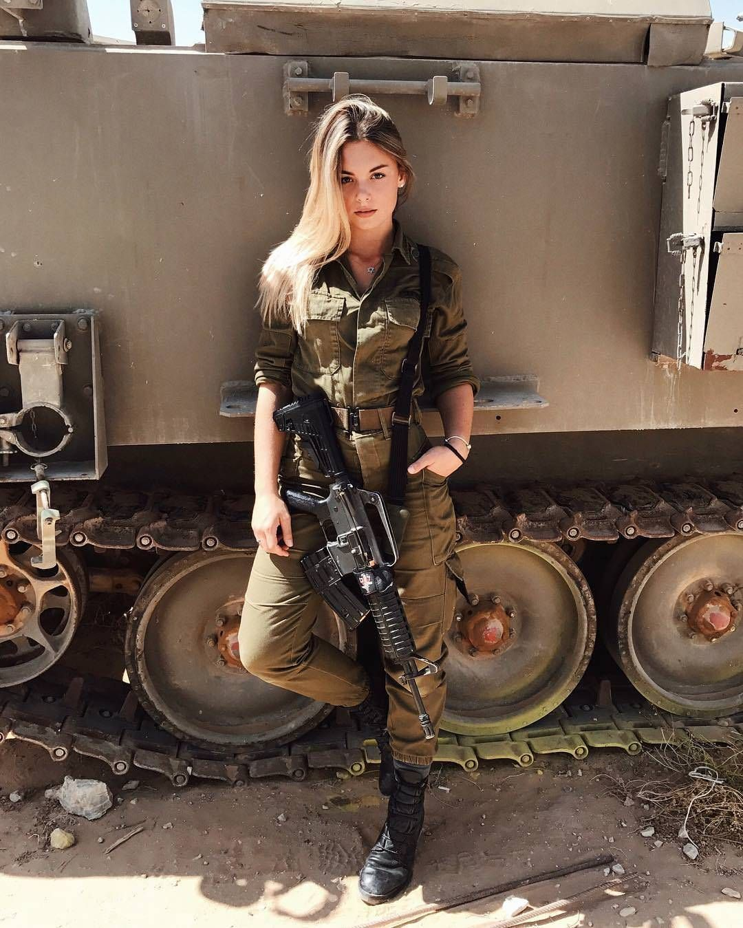 Hot military girls tumblr