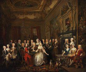 William Hogarth Wikipedia Arte Pintor Y Arte Frances