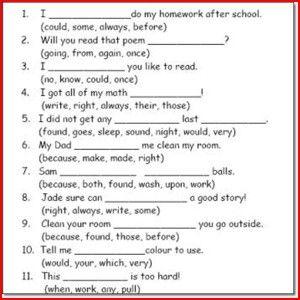 worksheets with teens Self esteem