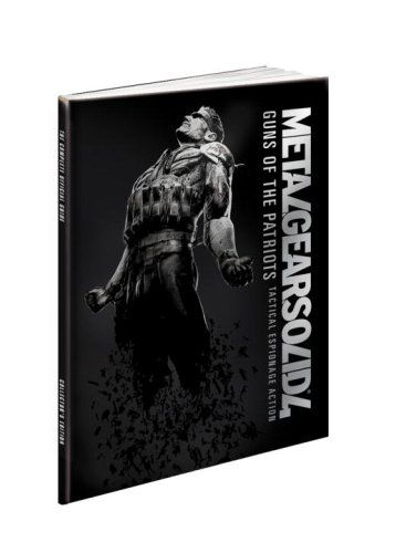 Metal Gear Solid 4: Guns of the Patriots -- Limited Edition Collector's Guide: Prima Official Game Guide (Prima Official Game Guides) - http://www.psbeyond.com/view/metal-gear-solid-4-guns-of-the-patriots-limited-edition-collectors-guide-prima-official-game-guide-prima-official-game-guides - http://ecx.images-amazon.com/images/I/41zvOTUQvOL.jpg