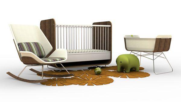Elegant Nest Baby Furniture Collection By Designer Scott Wilson Of MINIMAL, Chicago,  IL.