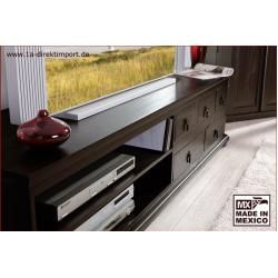 Photo of Lowboard, TV table Mexico Colonial – Colonial style, massive 1a direct import