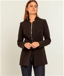 Sleeves Gdm Longue Col Blouse Tailleurs Femme Et Veste Mao wwqv7Z