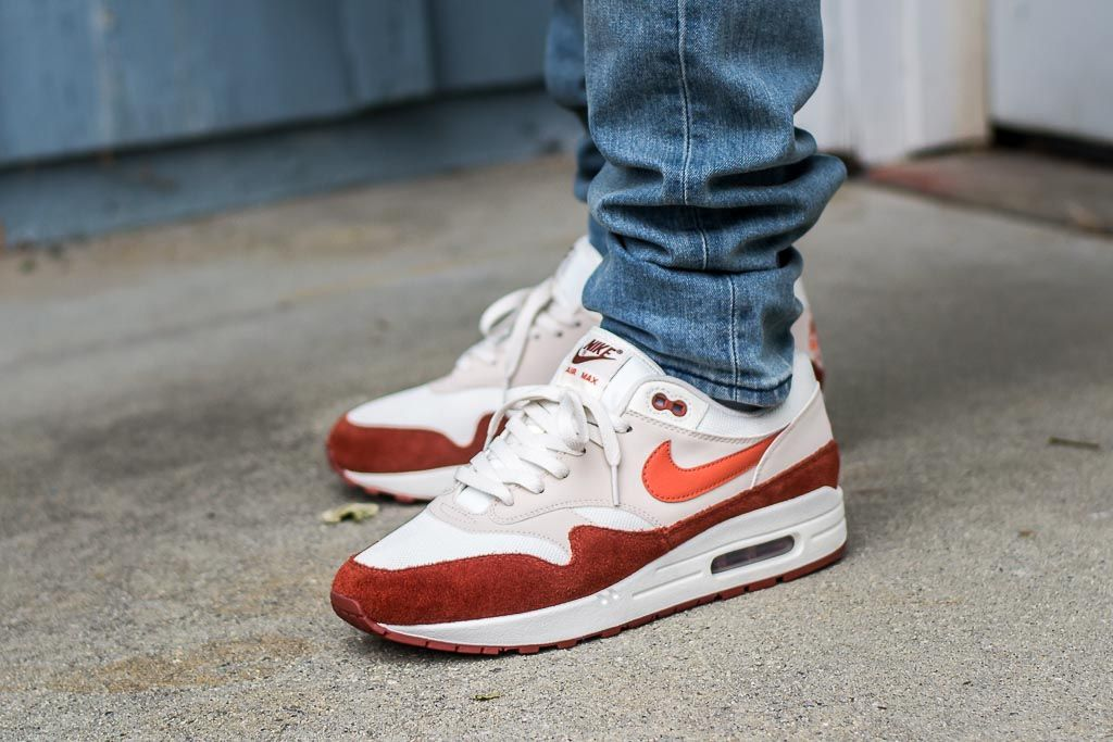 Nike 1 ReviewSneakers Feet Stone On Sneaker Mars Air Max jL4R5A