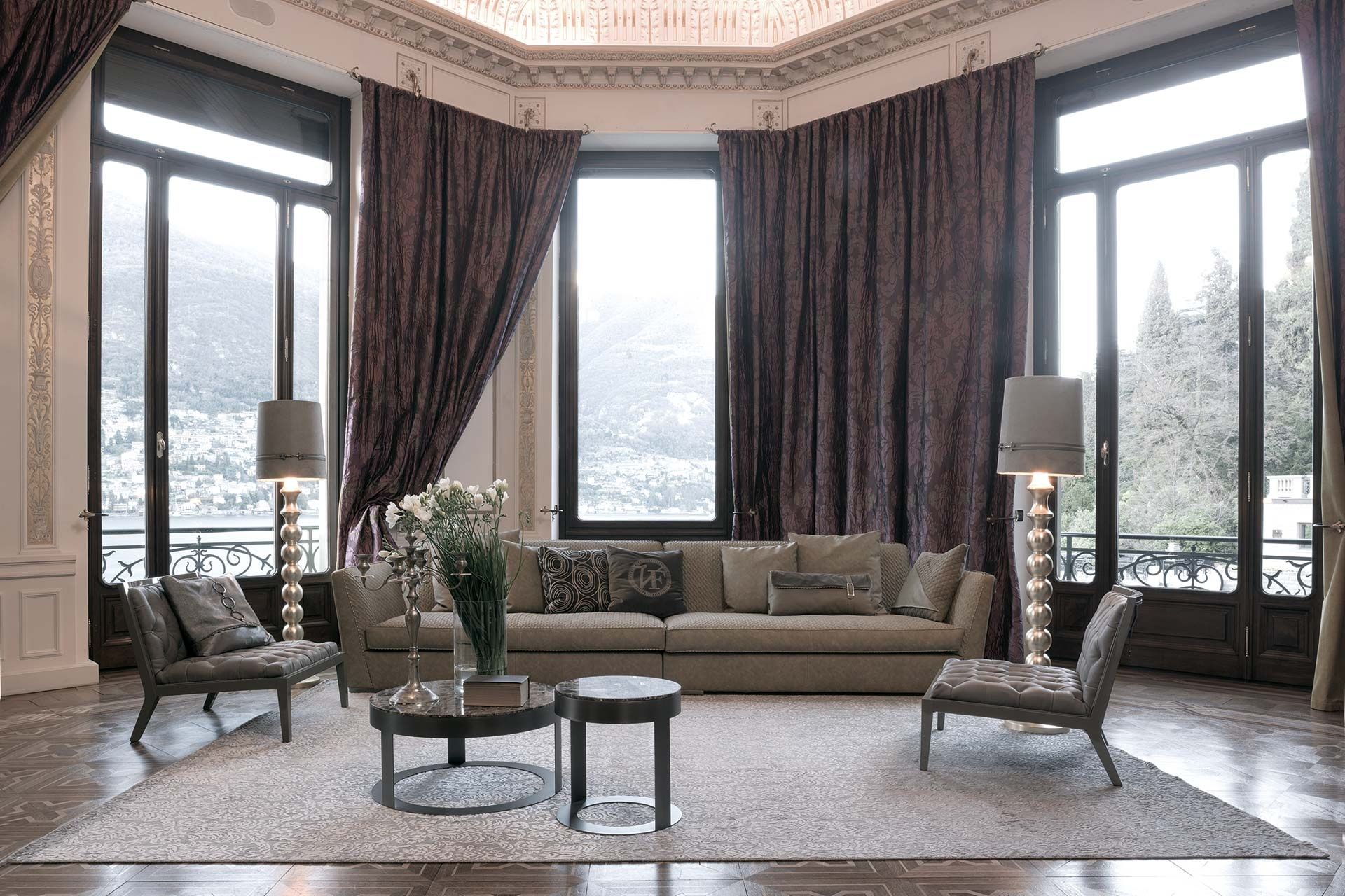 Frigerio Mobili ~ Beautiful space by vittoria frigerio vittoriafriggerio