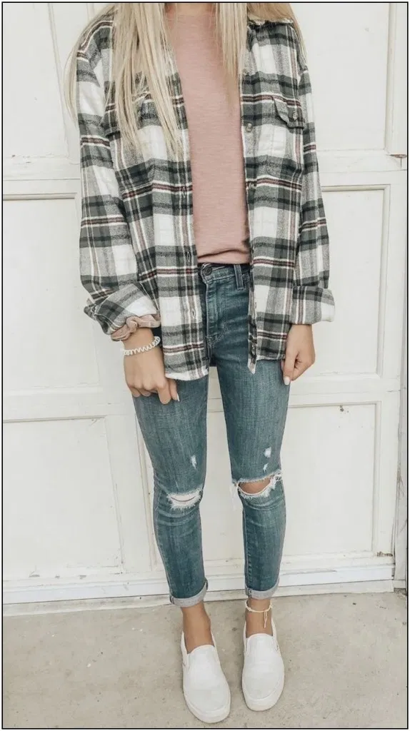 Women Fall Outfits 2018 >> 142 comfy street style looks that will make you look cool page 25 ...