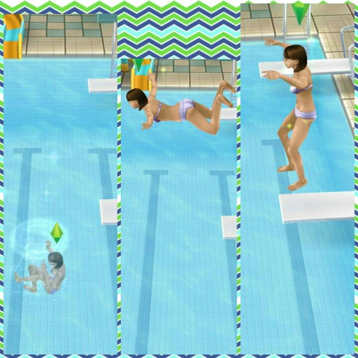 New Hairstyle Quest Sims Freeplay : ♢the simsfreeplay. the diving skill alexandra doing this skill