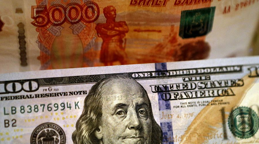 Headlines Currency market, Russia, Federal reserve note