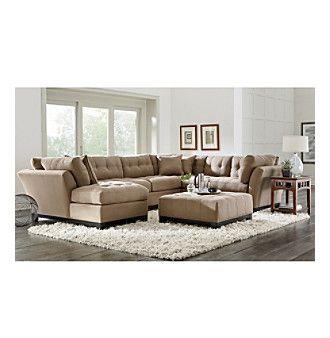 Hm richards beckham tufted microfiber living room furniture collection also