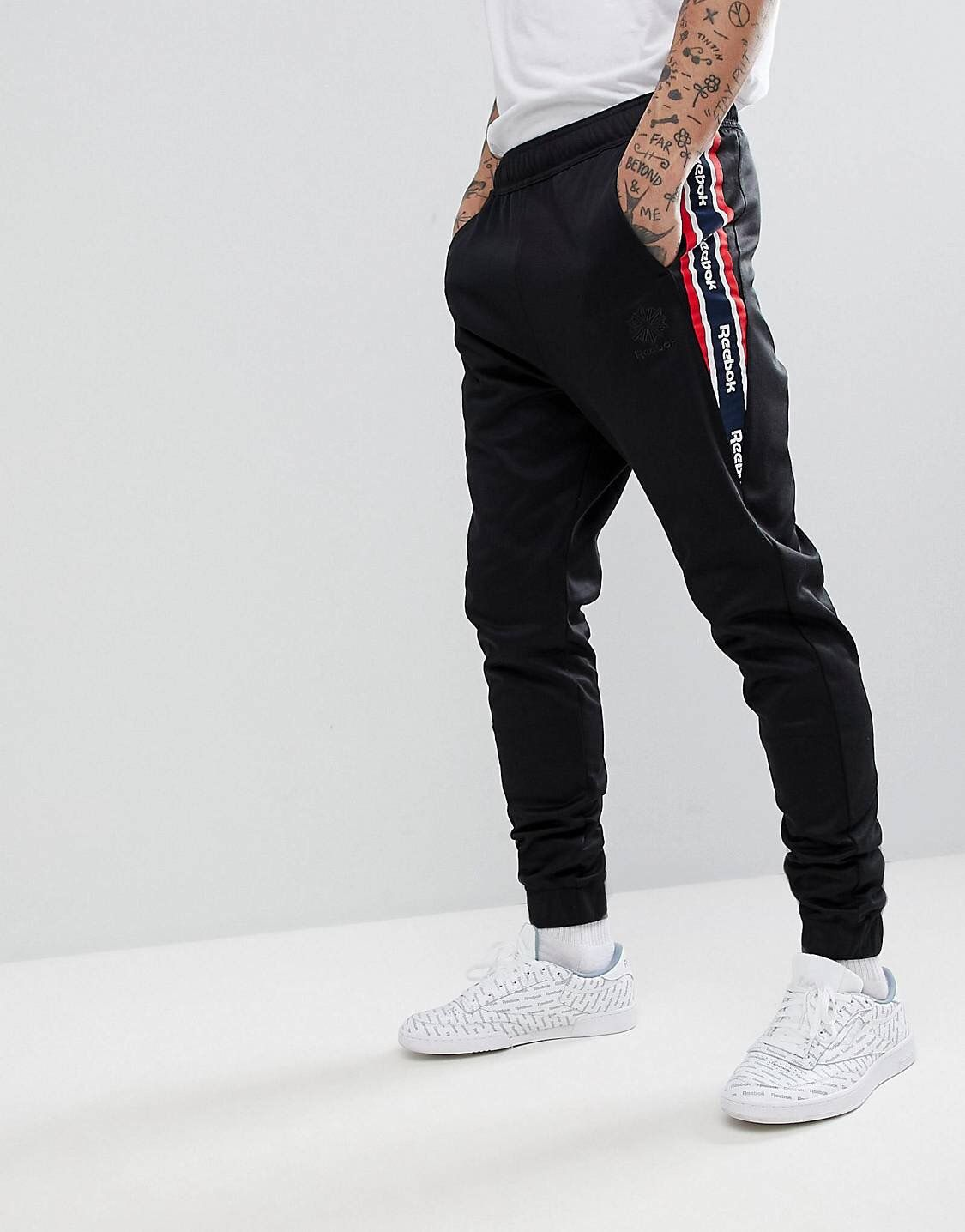 402ebba08c26 Reebok Pants | men's fashion in 2019 | Mens fashion, Fashion, Reebok ...