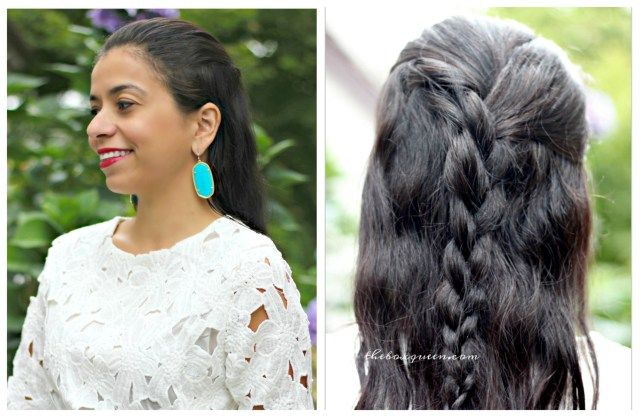 TWO SIMPLE EVERYDAY HAIRSTYLES   Simple everyday hairstyles ...