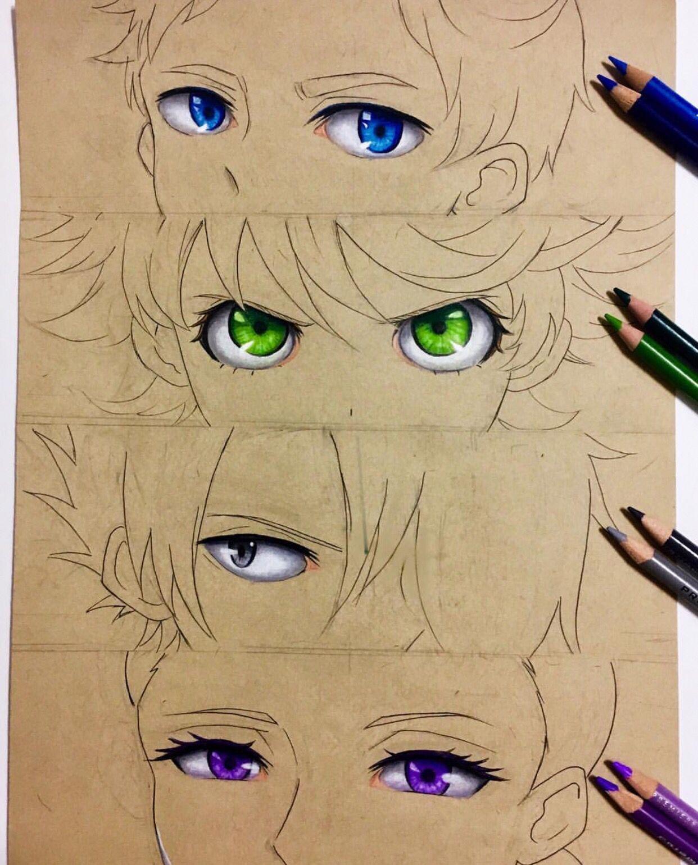 Animeeyes By Taytays Art Visit Our Website For More Anime And Animeart Como Desenhar Anime Tutoriais De Desenho Ideias Para Desenho