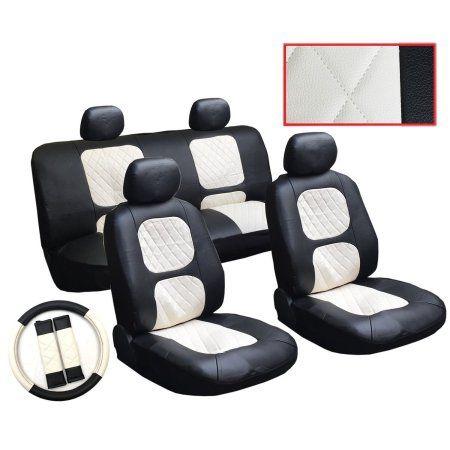 Strange 13 Piece Luxury Diamond Stitch Pattern Leatherette Buick Beatyapartments Chair Design Images Beatyapartmentscom