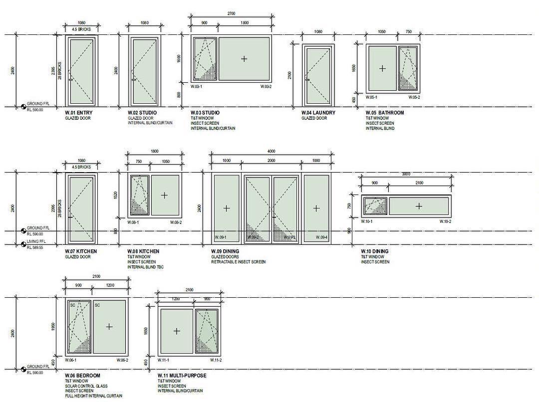 Thepassivhaus Window Schedule This Is The Current Windows And Glazed Door Schedule Which Has Been Modelle In 2020 Building A House House Design Photos Glazed Door