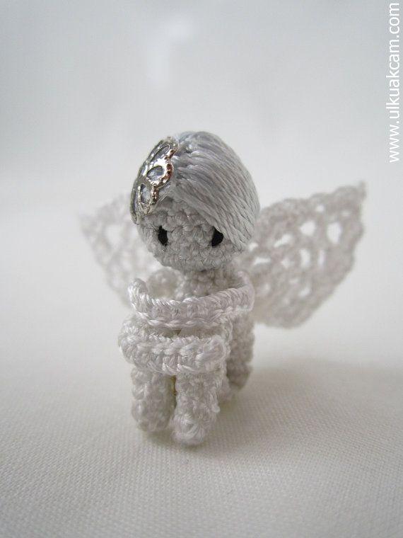 Angel Ring Dolls I Like Croch 233 Ganchillo Tejidos