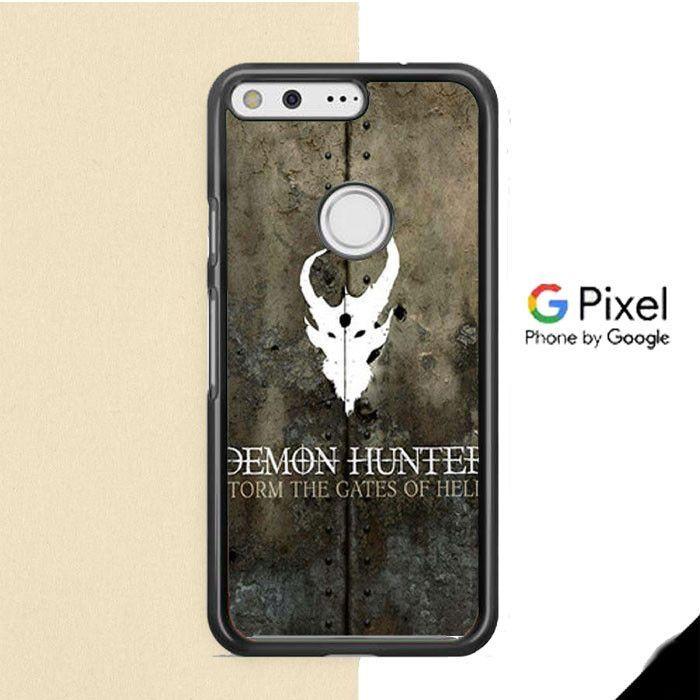 Demon Hunter Logo Google Pixel Case