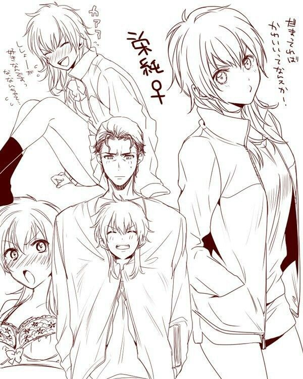 Diamond No Ace Genderbend: Fem Eijun - Google Search