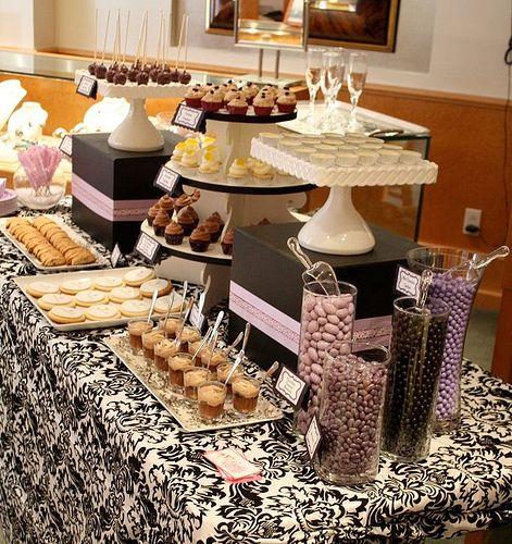 Italian Wedding Desserts: Bella Baker: Italian Themed