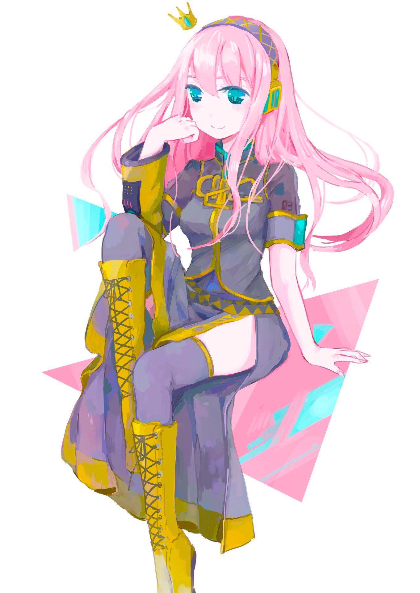 Pin by Noir on Vocaloids ボーカロイド Vocaloid, Hatsune miku, Miku