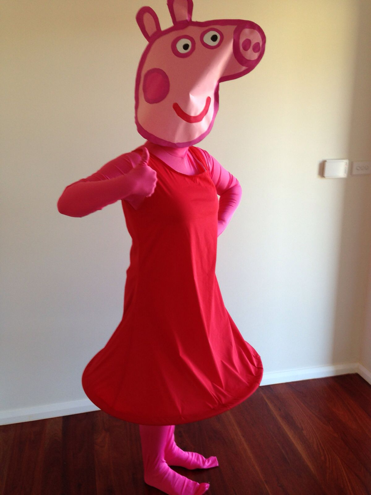 Pepa Pig Costume Peppa Pig Costume Specifications Reviews