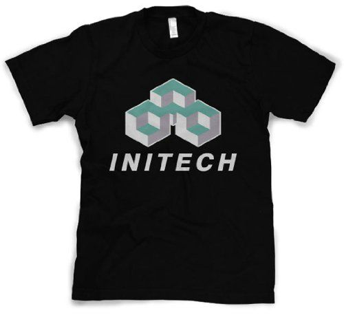 Initech Logo T Shirt Classic Vintage Shirts 2XL ...