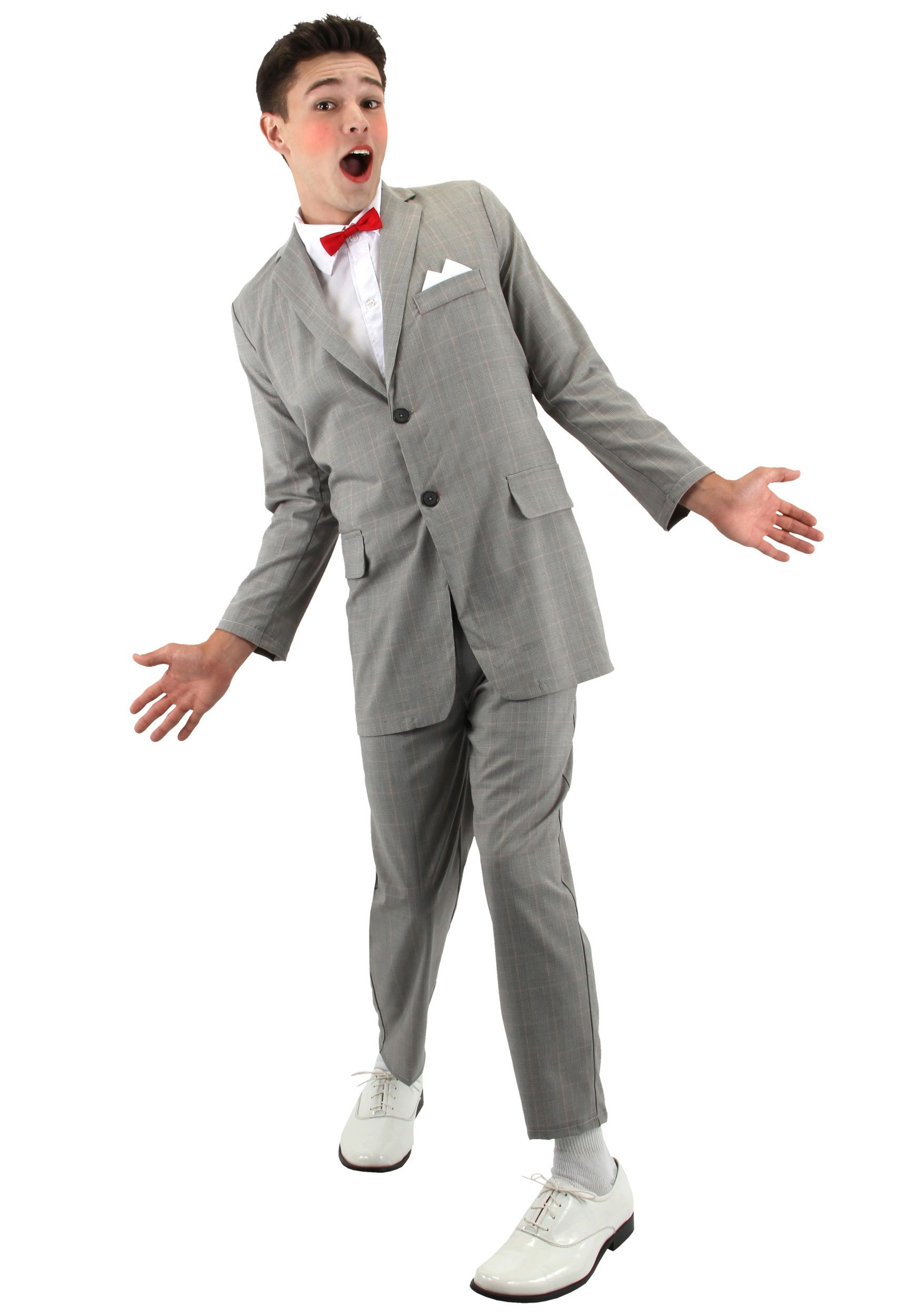 Adult Pee-Wee Costume   Holiday   Pinterest   Costumes, Halloween ...