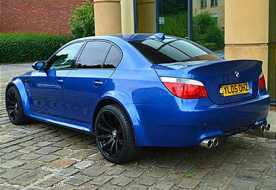 Prior Design Bmw M5 With Images Bmw Bmw E60 Wide Body Kits