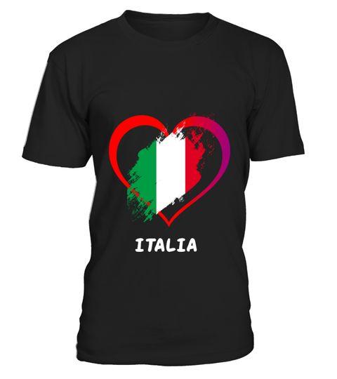 neue sorten am modischsten extrem einzigartig ITALIA LIBE . Premium T-Shirt im Comfort Cut (fallen größer ...