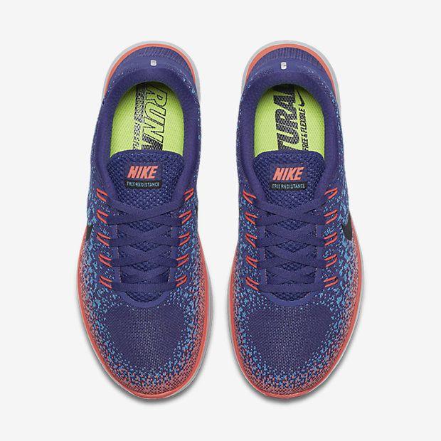buy popular f1dc1 5d8cd Chaussure de running Nike Free RN Distance pour Femme