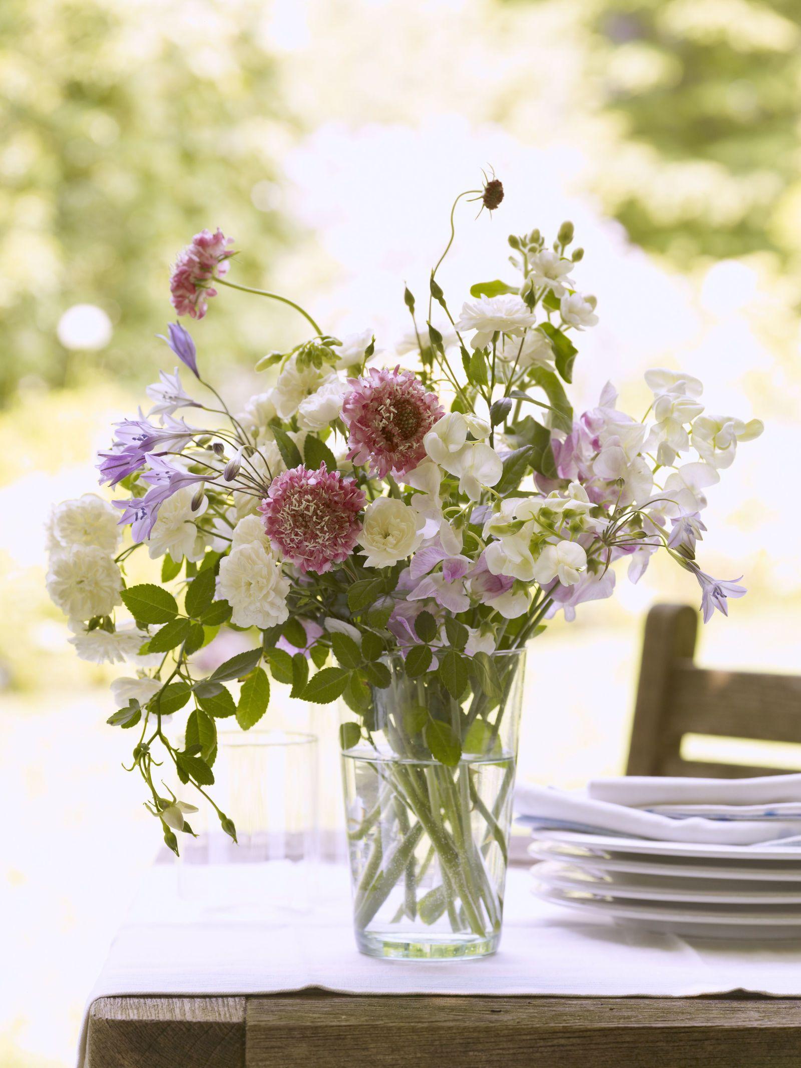 True or False: Flower Bouquets Make You Healthier | Flower bouquets ...