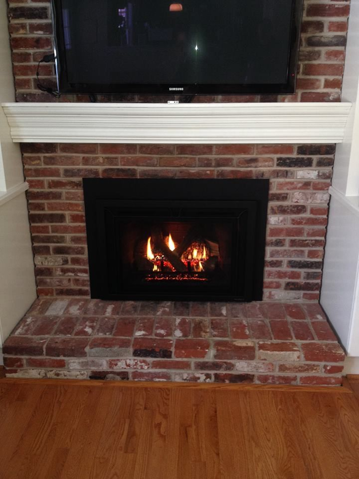 Heat n Glo gas insert | Recent Installations | Pinterest ...