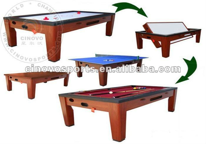 Convertible Table Nbnb Multi Game Table Table Games Pool Table