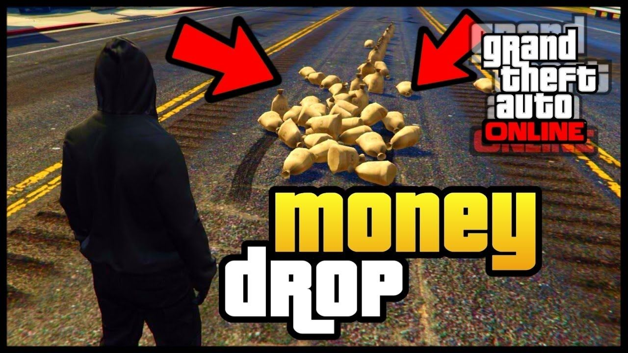 gta 5 online money drop download