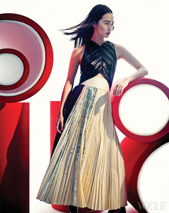 2014.03, Vogue, Hwang Se On