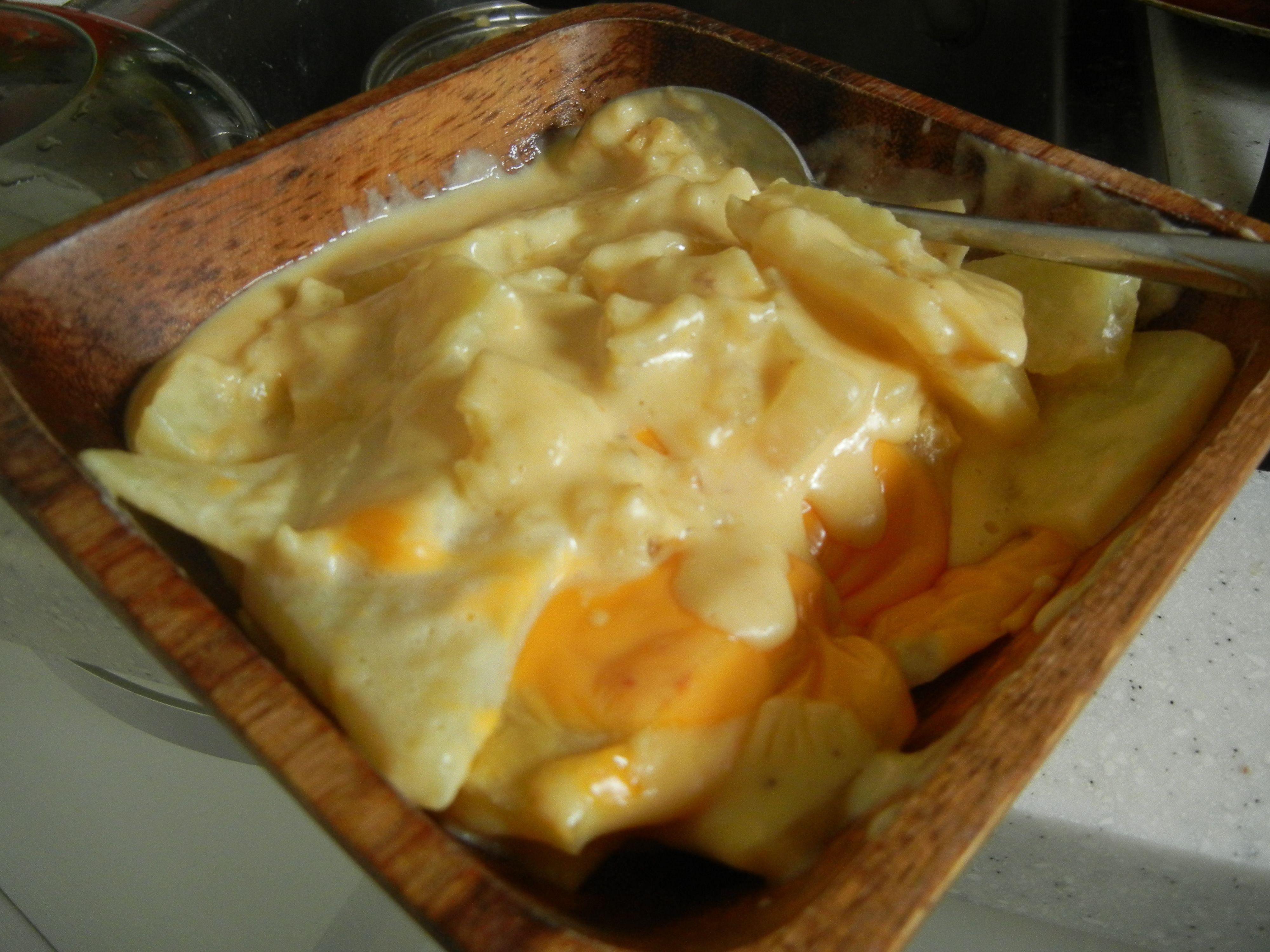Extra Creamy Scalloped Potatoes