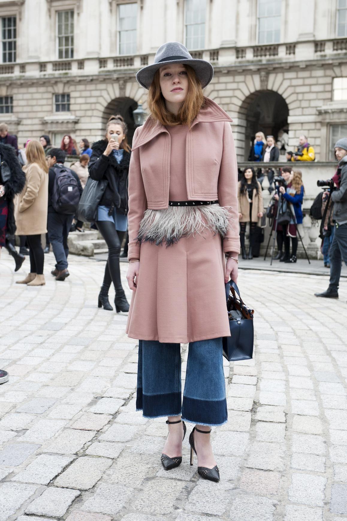 25 Reasons to Start Wearing Pink ThisWinter