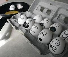 eggs' worst nightmare...Easter
