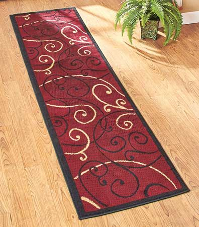 Add Beauty To The High Traffic Areas Of Your Home With An Extra Long Rug Runnerschristmas