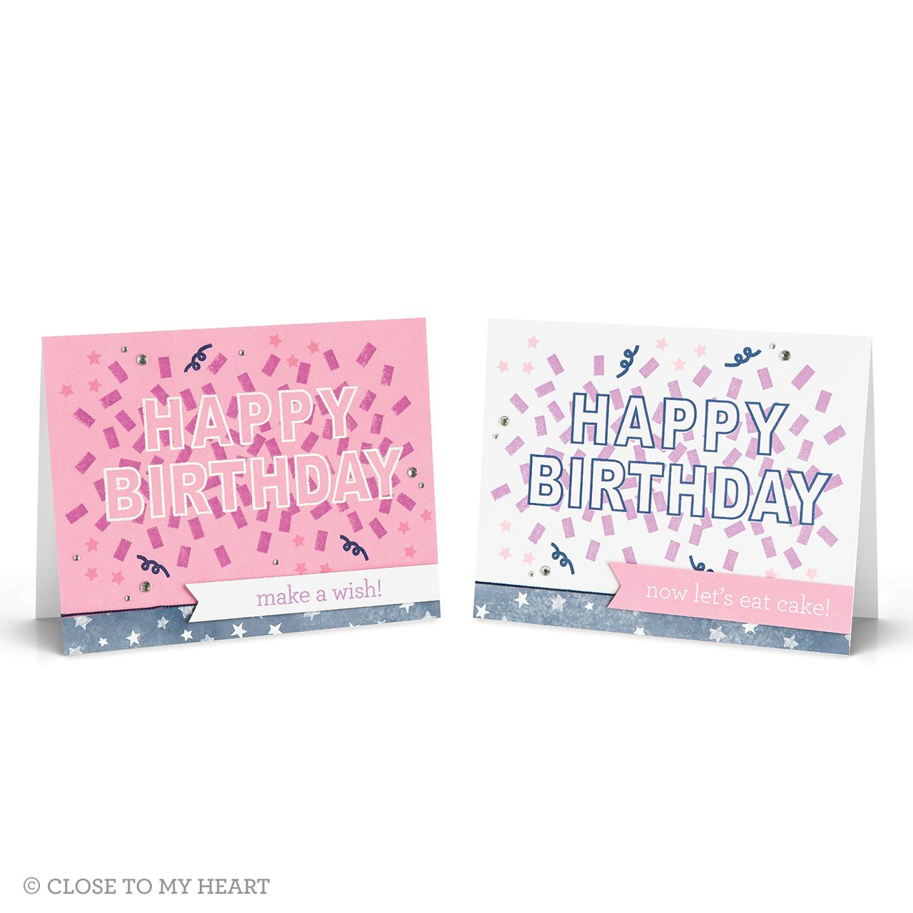 make your own birthday card to give here are two great