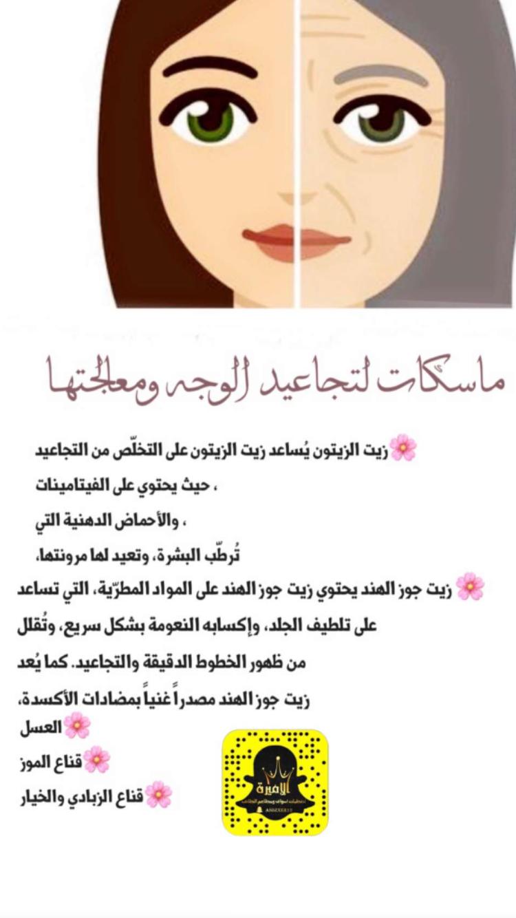 Pin By Mona El Roo7 On ماسكات لجمالك Health Skin Care Beauty Skin Skin Care