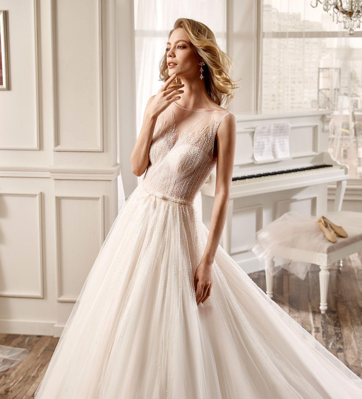 Ecru wedding dress  Wedding Dress Nicole NIAB   wedding related  Pinterest
