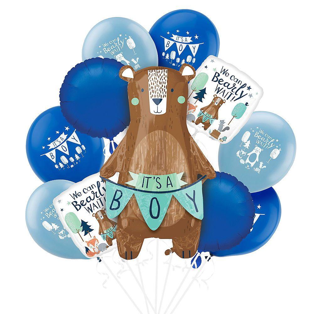 Can Bearly Wait Baby Shower Balloon Kit Image 1 Balloon