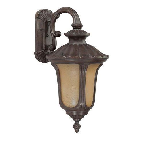 nuvo lighting 60 3906 beaumont 3 3 4 d 1 light outdoor wall sconce