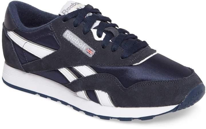 57979fbfabdd Reebok Classic Nylon Sneaker