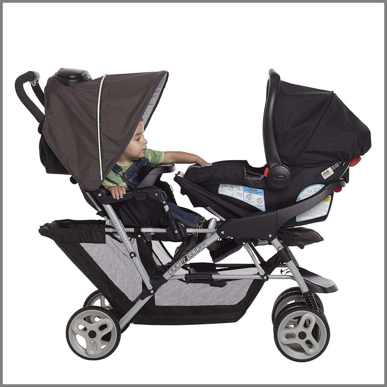 46++ Double stroller graco duoglider ideas